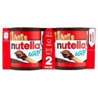 Nutella & go ! 2 Da Gr . 48