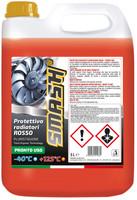 Liquido Protettivo Per Radiadori Rosso Smash - 40 ° c Litri 5