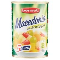 Macedonia Sciroppata Bennet