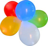 5 Palloncini Gonfiabili Luminosi