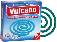 Spirali Antizanzare Vulcano , conf . Da Pz . 10