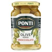 Olive Verdi Snocciolate Ponti