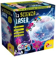 La Scienza Dei Laser Lisciani Giochi
