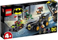 Set Inseguimento Con La Batmobile Lego Dc 4+