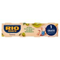 Tonno In Olio Extravergine D ' oliva Biologico Rio Mare 4 Da Gr . 65