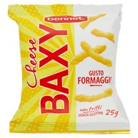 Croccantini Cheese Baxy Bennet , Conf . multipack