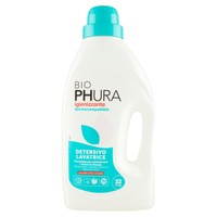 Detersivo Liquido Per Lavatrice Anallergico Bio Phura 27 Lavaggi