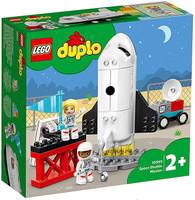 Missione Dello Space Shuttle Lego Duplo 2+