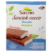 Barrette Sarciok Cocco E Latte Senza Glutine Sarchio
