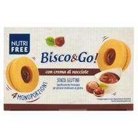 Bisco&Go Nocciola Nutri Free Senza Glutine