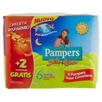 Pannolini Pampers Sole & Luna Xl