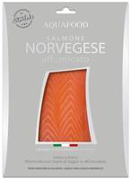 Salmone Norvegese Argento
