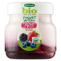 Yog . intero Con Confettura Extra Frutti Di Bosco Bennet Bio
