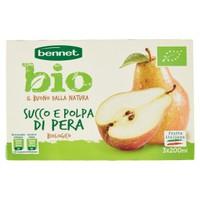 Succo Pera Bennet Bio 3 Da Ml . 200 Cad .
