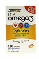 Myomega3 Multicentrum Capsule
