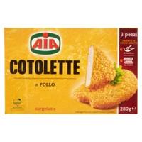 Cotolette Pollo
