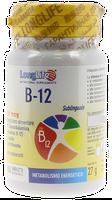Tavolette Sublinguali Longlife Vitamina B - 12