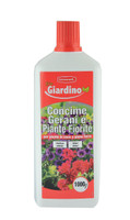 Concime Liquido Kg 1 Per Gerani E Piante Fiorite Bennet