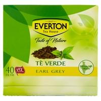 Te ' Verde Earl Grey Everton 50 Filtri