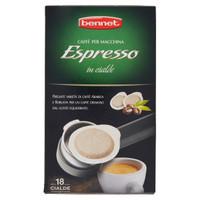 Cialde Espresso Bennet