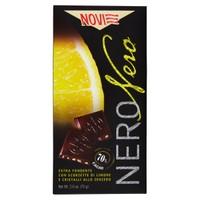 Tavoletta Di Cioccolato Nero Perugina Con Scorze Di Lime E Zenzero