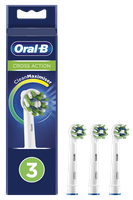 Oral - b Pw Refill Cross Action X 3 pz