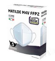 Mascherina Matilde M 4 v Ffp 2 Pz 5