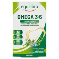 Omega 3 - 6 Equilibra 32 Perle