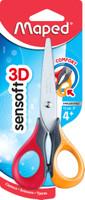Forbici Sensoft Flex 3 d Maped Cm . 13