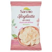 Sfogliette Ai Ceci Senza Glutine Cotti Al Forno Sarchio