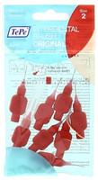 Scovolini Interdentali Rosso 0 , 5 mm Tepe