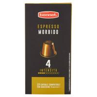 Espresso Morbido In Capsule Compatibili Bennet Conf . Da 10