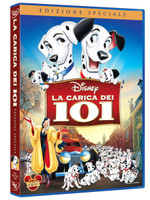 Dvd La Carica Dei 101