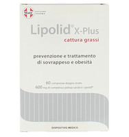 Lipolid X - plus Matt 60 Compresse