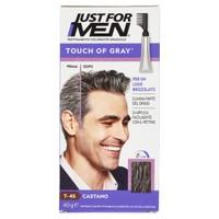 Touch Of Gray Castano Trattamento Colorante Graduale Just For Men