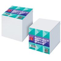Kublocco Pigna Cubo Appunti 850 Fogli Gr . 80 Bianco