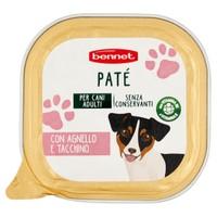 Pate ' Per Cani Agnello E Tacchino Bennet