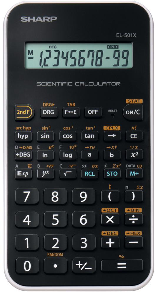 T2 EL501 CALC.SCIE.SHA
