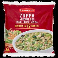 Zuppa Verdure Con Orzo Farro E Avena