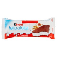 Kinder Fetta Al Latte