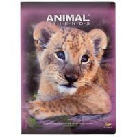 Quaderno Maxi Rigo B Animal Friends