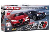 Pista Carabinieri Re . el Toys Elettrica , lunghezza Mt 3 , 8 , 4 Differenti