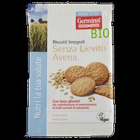 Biscotti All'avena Senza Lievito Germinal