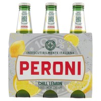 Peroni Chill Lemon 3 Bottiglie Da Cl . 33