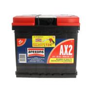 Batteria Per Auto 50 ah 440 a Arexons