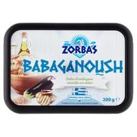 Babaganoush Zorbas Salsa