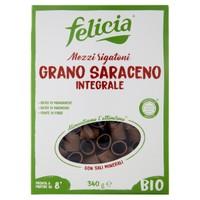 Mezzi Rigatoni Grano Saraceno Felicia Bio