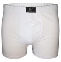 Boxer Uomo Anatomico 95 % Cotone 5 % Elastan Bianco Tg . 4