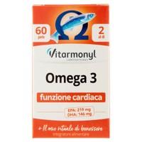 Omega 3 Vitarmonyl 60 Perle