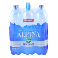 Acqua Frizzante Bennet 6 Da L . 1 , 5